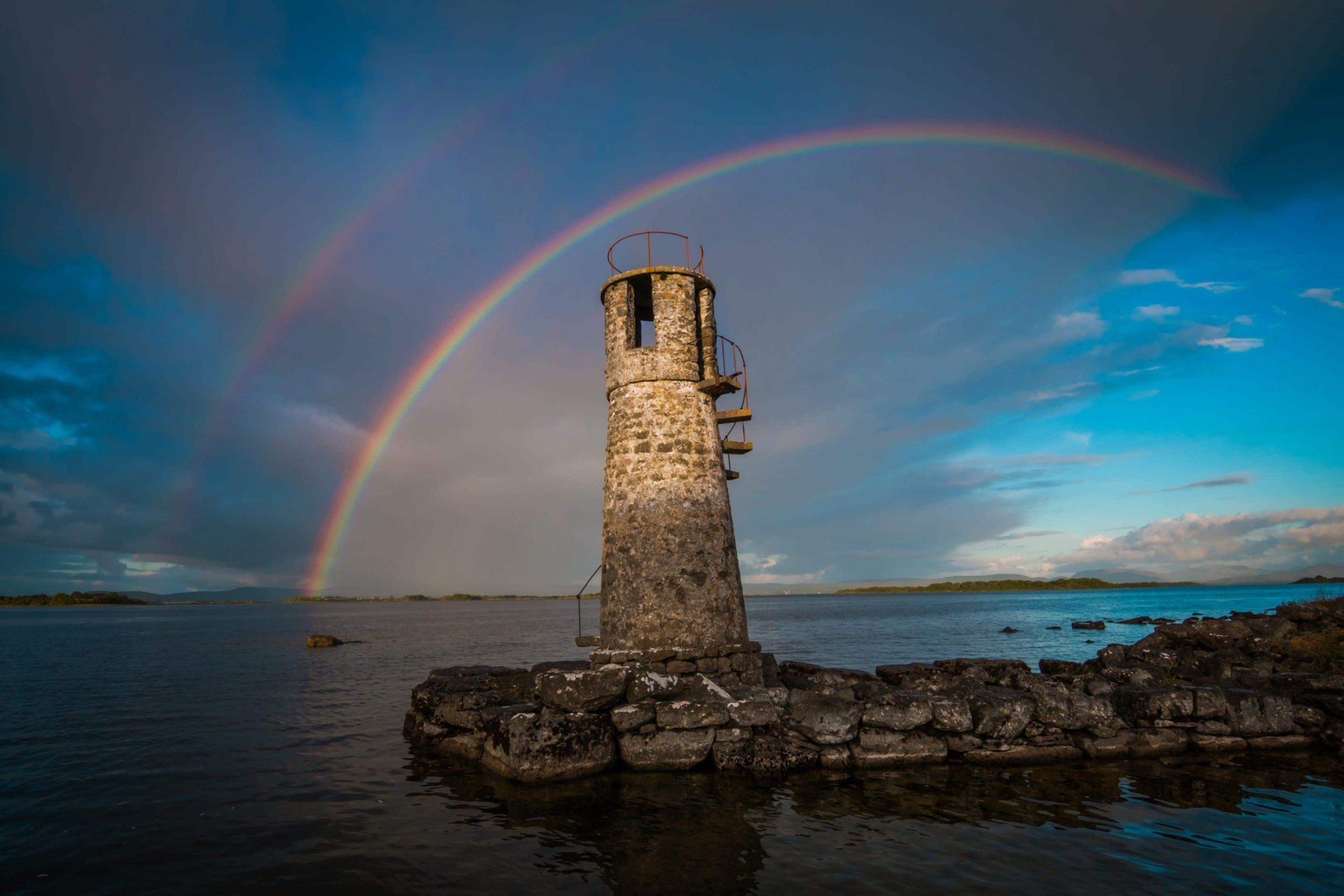Ballycurrin Lighthouse, Irelande