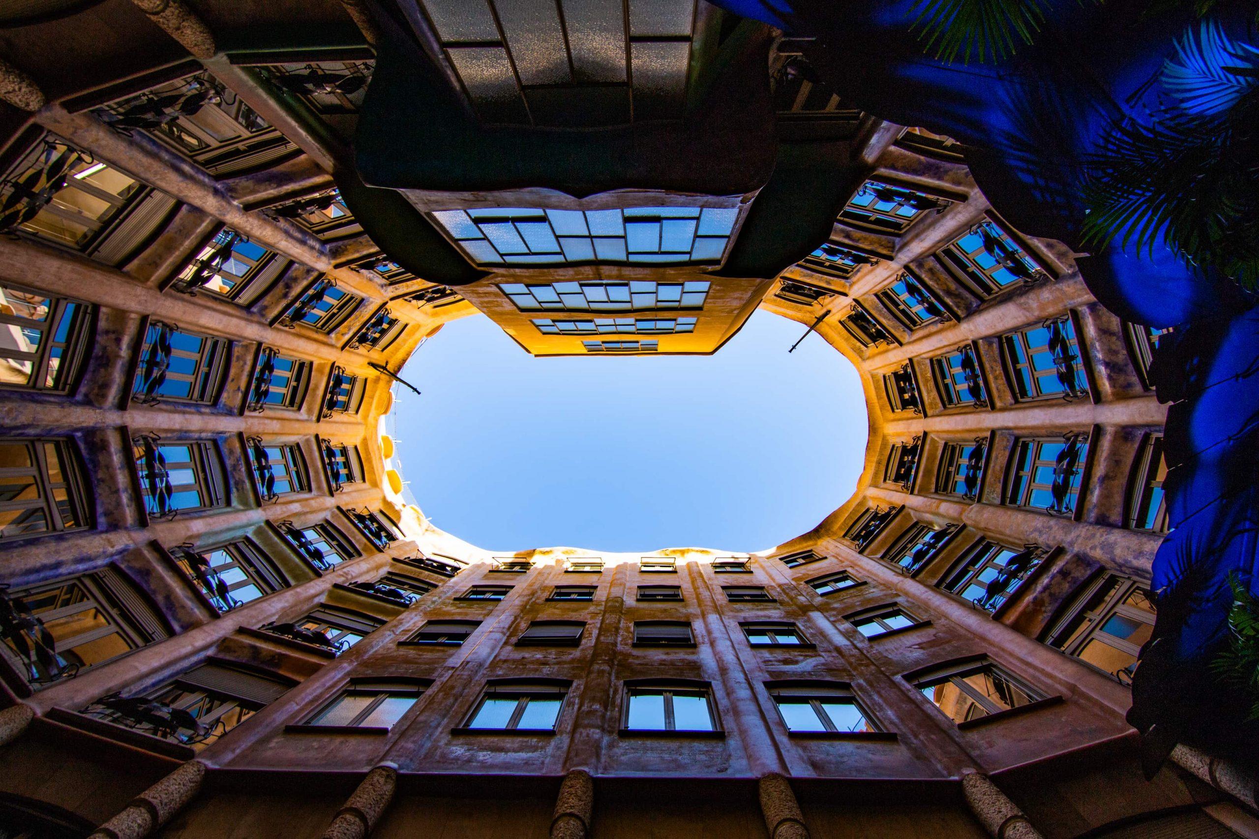 La Perdrera, Barcelone